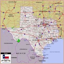 Tx Maps Political Map Of Area Poster Map With