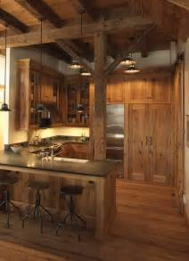 cabin kitchen ideas 25 best rustic cabin kitchens ideas on pinterest rustic cabin decor farm style kitchen spice