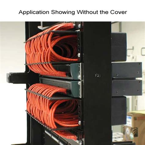 Patch Rack Cable Management by Neat Patch Patch Panel Cable Management Rack