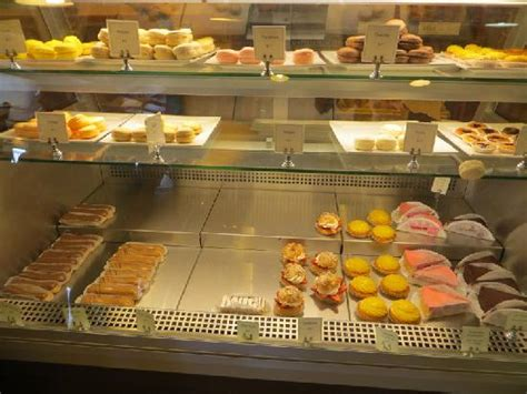 Pastry Shelf by Croissant A La Framboise Picture Of Le Panier Seattle