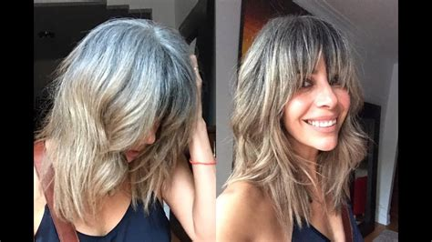 transition the next step for me gray hair inspiration perspective on transitioning to grey white hair rocking
