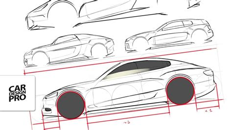 sketch side view car design sketches side view pixshark com images