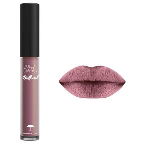 matte pink liquid matte lipstick bufford sandy pink lipstick