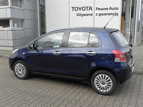 Lu Yaris toyota yaris 1 33 premium benzyna 2010 r autoranking pl