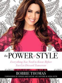The Power Of Pre Knowing by The Power Of Style Everything You Need To Before You