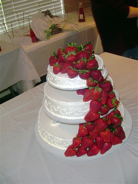 Cheesecake Wedding Cake by Cheesecake Wedding Cake Cakecentral