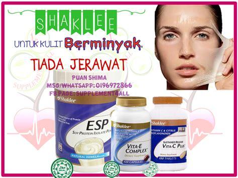 supplement untuk kulit supplement shaklee untuk kulit berminyak tiada jerawat