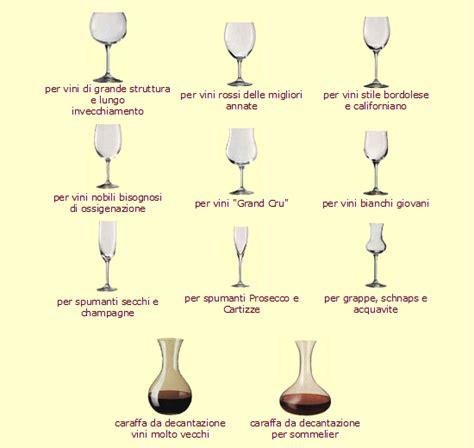 bicchieri da vino i bicchieri vini tortora arte buon vino azienda