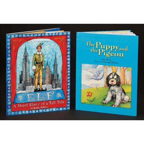 elven winter the saga of the elven books book and the puppy pigeon book that gets printed