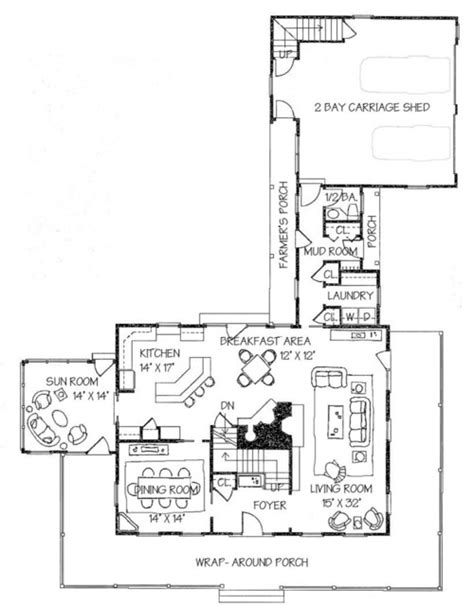 plan 530 3 by classic colonial homes traditional floor