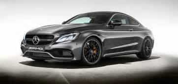 2017 mercedes c class coupe dissected feature car