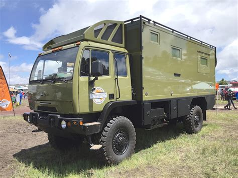 Awnings For Pop Up Campers The Crazy Off Road Trucks Of The 2015 Overland Expo