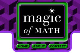the magic of math home page