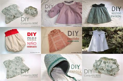 diy ropa costura degradados diy costura 8 prendas de ropa y vestidos para ni 241 as y