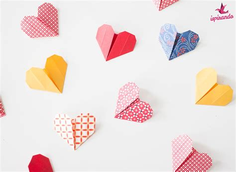 tutorial origami facili tecnica origami 20 idee facili da fare piegando la carta