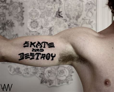 skate and destroy tattoo 96 best panther tattoos images on panther