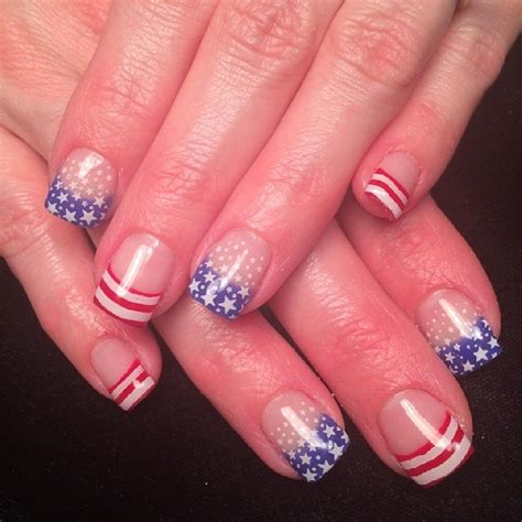 fourth  july nail art designs ideas design trends