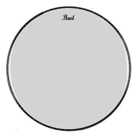 Pearl Protone Drum Heads by Pearl Pth 13 Protone Clear 13 Inch Drumhead For Sale Bax