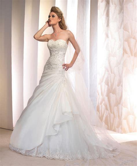 Modele De Robe De Mariée modele des robes de mariage le mariage