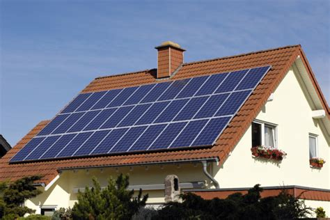 residential solar panels not about the buildings