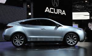 2010 acura zdx photo gallery of official photos and info
