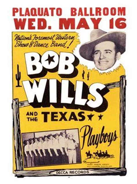 texas swing music bob wills and the texas playboys home state pinterest