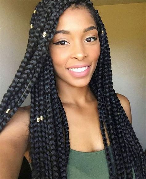how many packd for jumbo box braids how many packs of hair for large box braids hairstyle