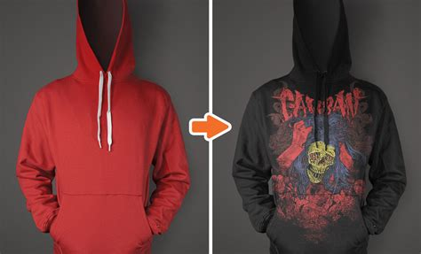 hoodie design template psd pullover hoodie mockup templates pack by go media