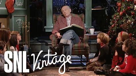 john malkovich night before christmas monologue john malkovich reads twas the night before