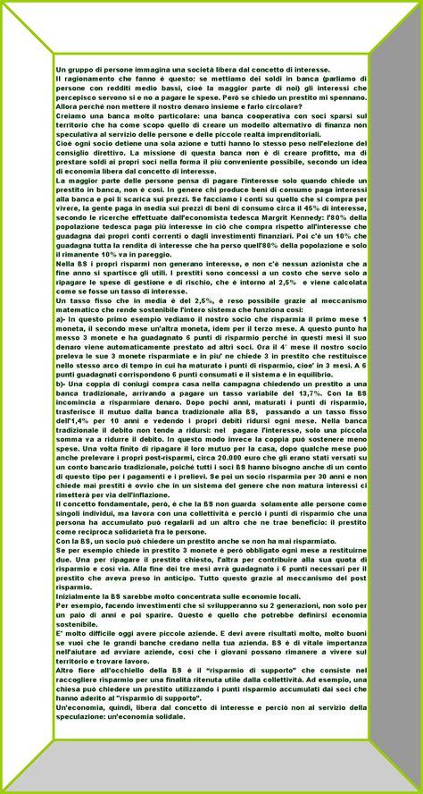 La Banca Pi羅 Conveniente by Banca Solidale