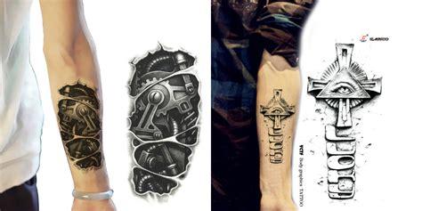 tattoo 3d robot photos tatouage 3d robot