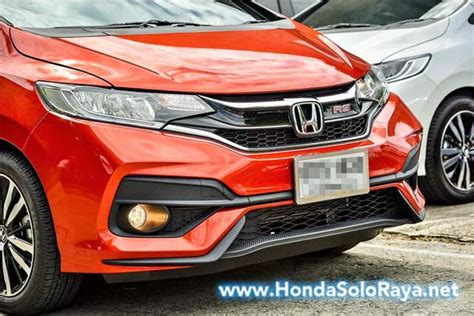 Lu Jazz Rs harga promo all new honda jazz 2018 dealer honda mobil