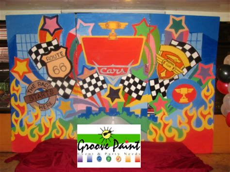 Birthday Decorations At Home styro backdrop welcome clients