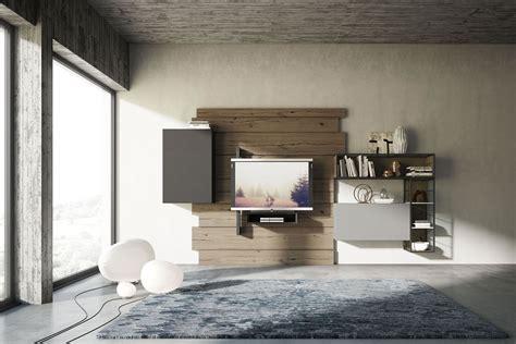 Tv Wall Design mobili vintage soggiorni moderni by fimar
