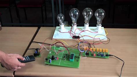griet eee projects control  electrical appliances  remote control youtube