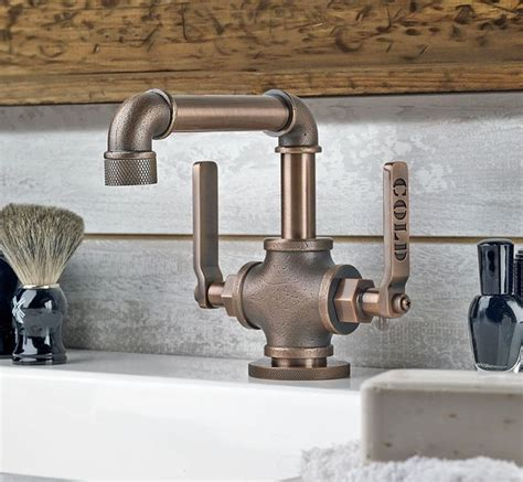 rustic faucets bathroom 25 best ideas about industrial bathroom faucets on