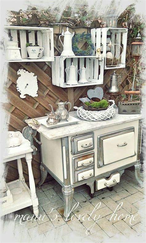 shabby gartendeko 669 best vintage stoves images on vintage