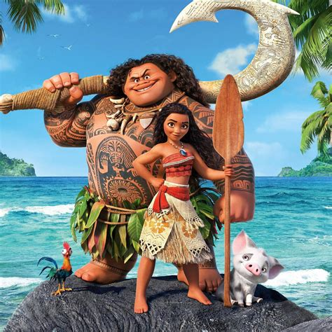 moana film disney 2016 2048x2048 moana 2016 disney movie 4k ipad air hd 4k