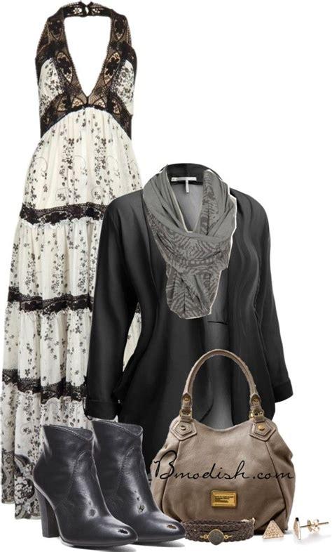 Wulan Maxi how to wear maxi dress im fall fashion