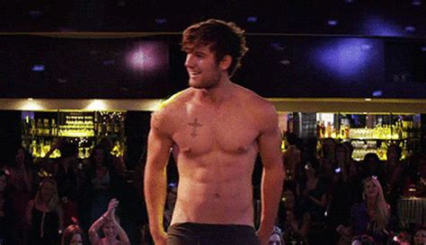 alex pettyfer magic mike strip alex pettyfer is back on the stripping wagon at his workplace