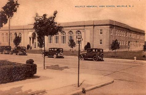Millville Post Office by Postcards From New Jersey