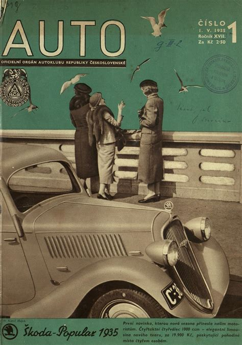 10 Beautiful Hathaway Magazine Covers by Beautiful Vintage Auto Magazine Covers From 1935