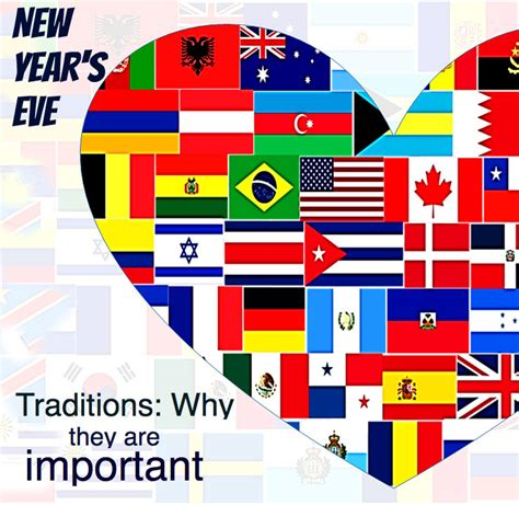 traditional new year new year s traditions why important the educational