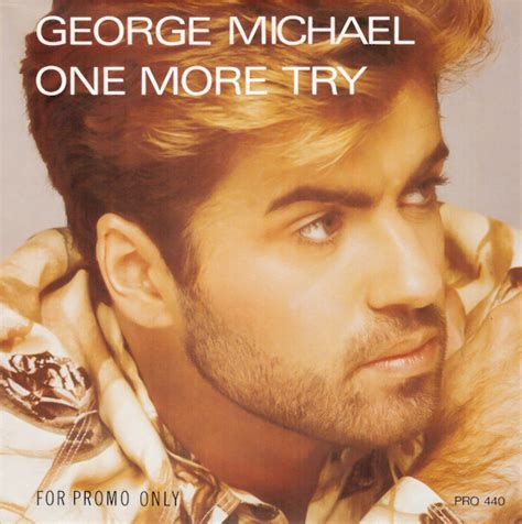 George Michael Buys More For Dallas by George Michael One More Try Vinyl At Discogs