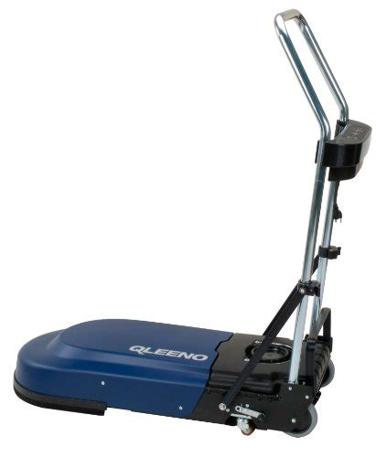 10 Gallon Floor Scrubber - qleeno qs101 standard low profile automatic floor scrubber