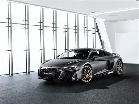 Audi R8 V10 2020 by 2020 Audi R8 V10 Decennium Top Speed