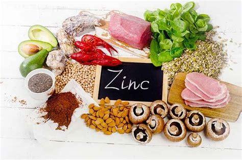 zinco propriet 224 sintomi carenza fonti e dose