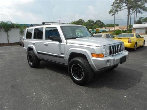 2007 Jeep Commander Transmission Find Used 2007 Jeep Commander Sport In 1657 Ridgewood Ave