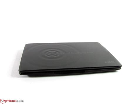 Casing Laptop Acer Aspire One 722 review acer aspire one 722 c62kk notebook notebookcheck