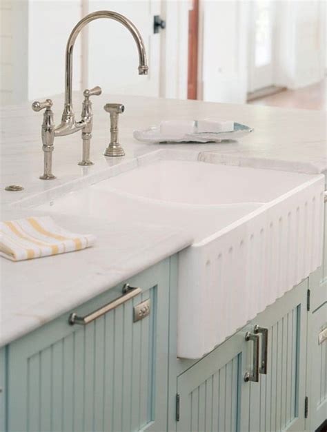 How To Replace Kitchen Sink Faucet by 9 Farmhouse Sinks I Love One Horse Lane